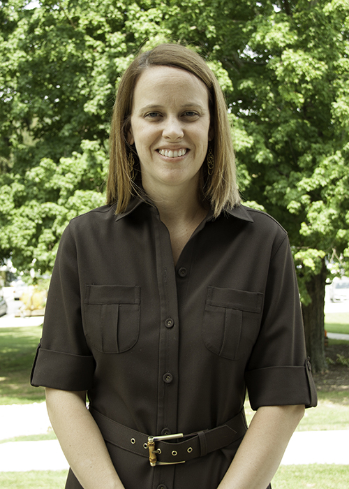 Leah Clarke, Ph.D., LPC-Assistant director and Associate professor of Counseling