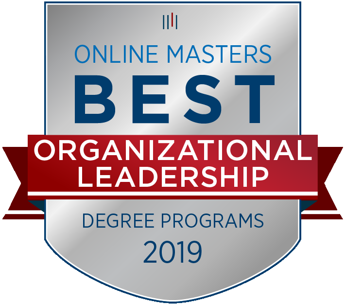 OnlineMasters.com has selected Messiah College as one of the Best Master's in Organizational Leadership Programs in the nation for 2019. Additionally, the program was named Best in Strategic Leadership Training.