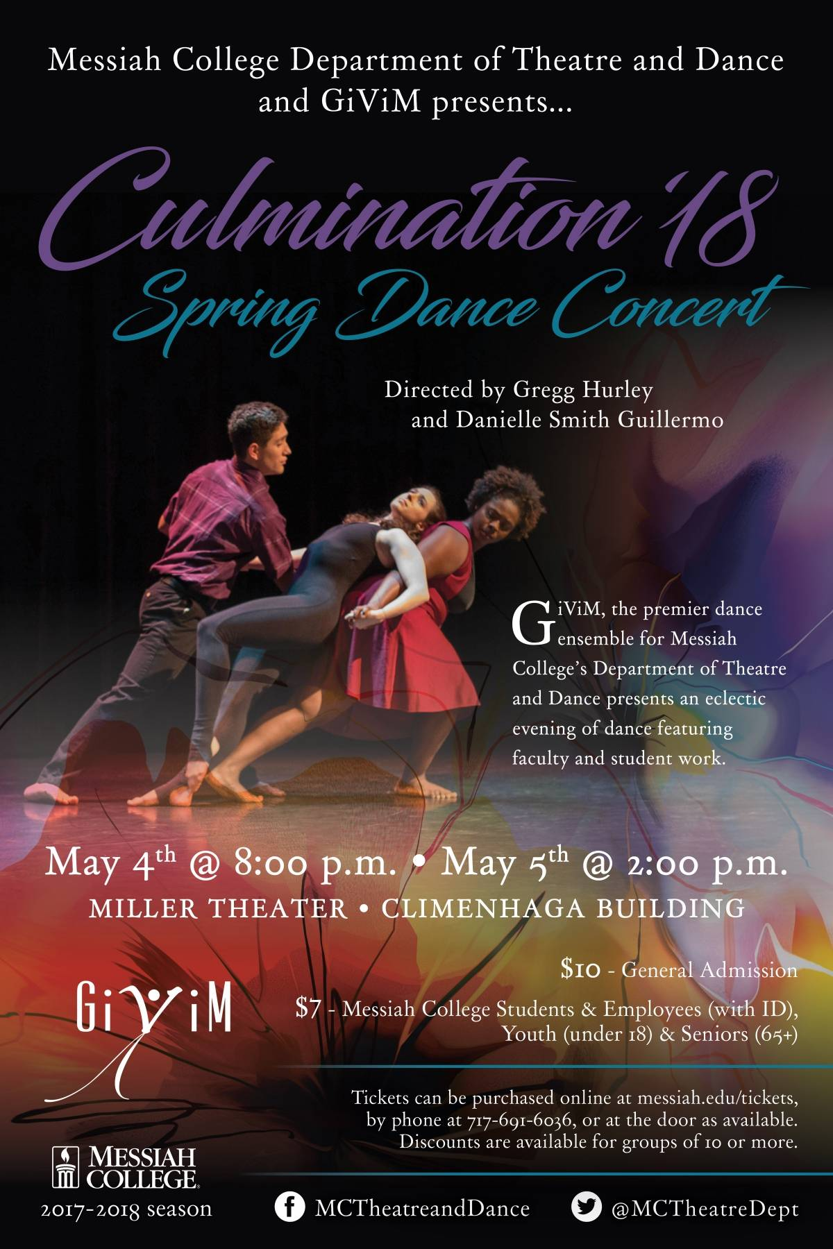Culmination 2018 poster