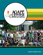 Agape reports 2012