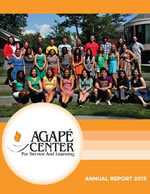 Agape reports 2013