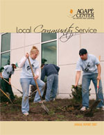 Agape reports local 2007