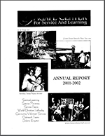 Agape reports overview 2002