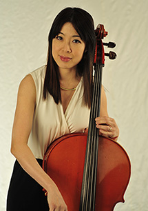 Ai-Lin Hsieh-Lecturer in Cello