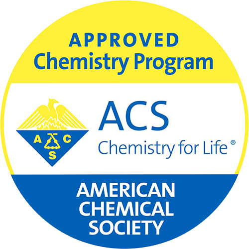 Approved Chemistry Program