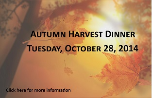 Autumn Harvest Dinner 2014