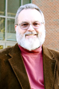 J. E. McDermond-Professor of Christian Ministry and Spirituality