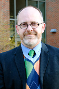 Brian Smith-Chair, Department of Biblical and Religious Studies; Assistant Professor of Hebrew Bible;Teaching Pastor