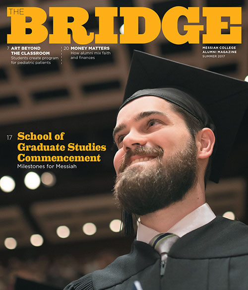Cover of the Summer 2017 Bridge