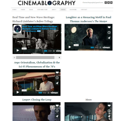 Cinemablography