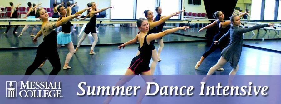 Summer dance intensive | Messiah College