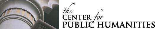 Center for Public Humanities Logo