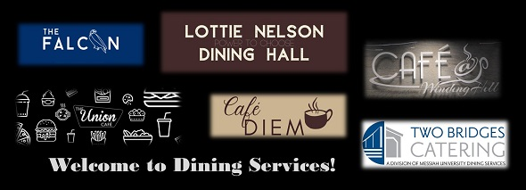 Dining services homepage 2020