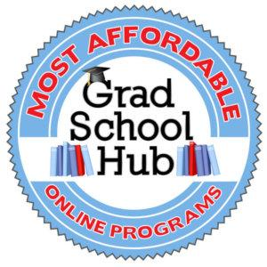 Grad School Hub Most Affordable Online ranking