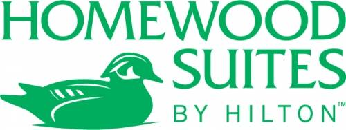 Homewood suites by Hilton logo