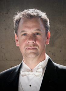 James Colonna, D.M.A.-Director of Bands/Graduate Studies in Instrumental Conducting