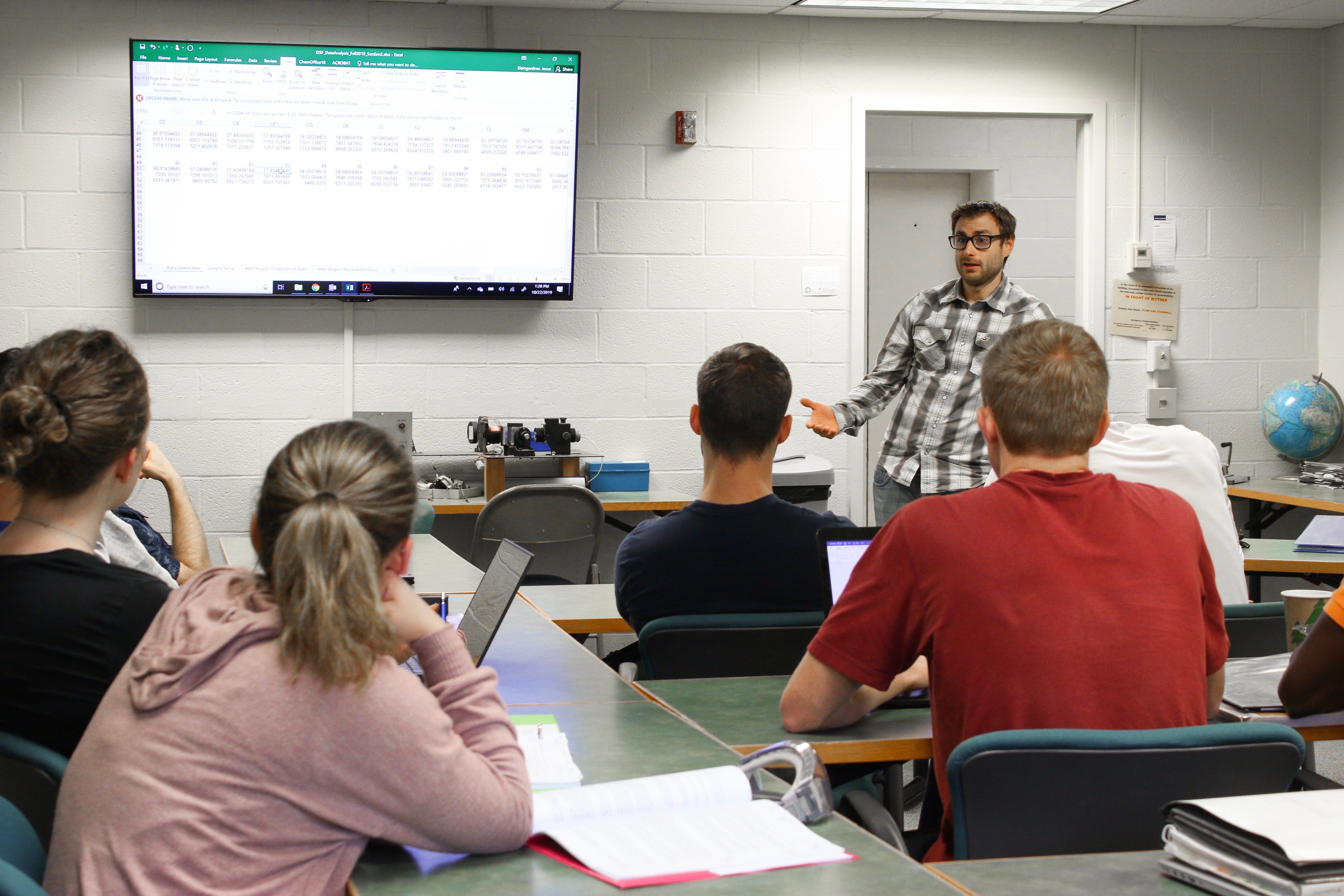 Chem and Biochem Jesse K teaching 2 Fall 2019