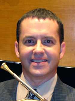 Dr. Michael A. Harcrow -Associate Professor of Music