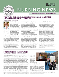 Nursing newsletter spr13 final page 1 1
