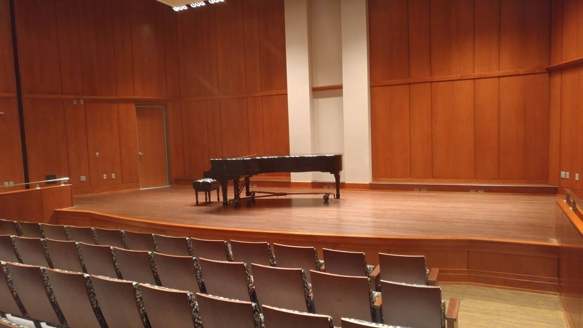 High Foundation Recital Hall