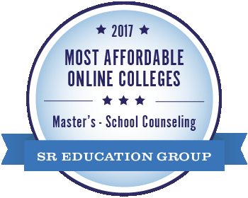 SR Education Group 2017 affordable masters in school counseling