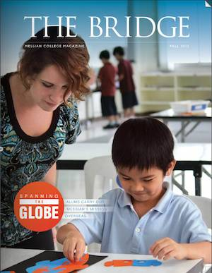 The Bridge - Fall 2012 issue