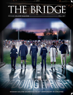 The Bridge - Fall 2011 issue