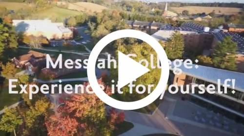 Messiah Open House video player