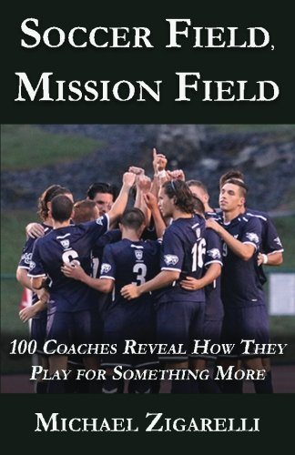 """Photo of """"Soccer Field, Mission Field"""" book"""