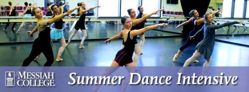 Summer dance intensive