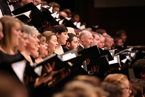 Susquehanna chorale holiday