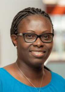Theresa Mannah-Blankson, Ph.D.-Assistant Professor of Economics