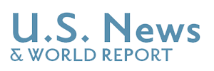 Us news and world reports logo