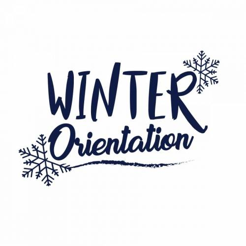 Winter orientation logo 2017