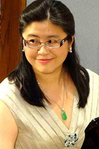Ya-Ting Chang-Artist-in-Residence, Mendelssohn Piano Trio and Adjunct Piano Faculty