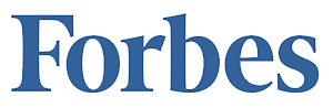 Forbes news logo