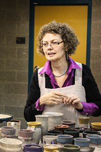 Christine A. Forsythe-Professor of Art, Co-Chair of the Department of Visual Arts