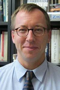 Photo of Professor James LaGrand