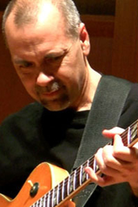 Jay Umble-Lecturer: Applied Jazz Guitar