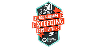 Messiah ranked #9 in Top 50 Christian Colleges Exceeding Expectations for 2016