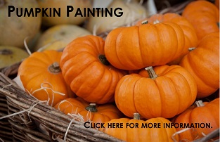 Pumpkin Painting Sign