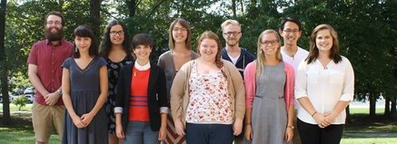 Center for Public Humanities 2015-2016 Fellows