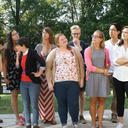 2015 Center for Public Humanities Student Fellows