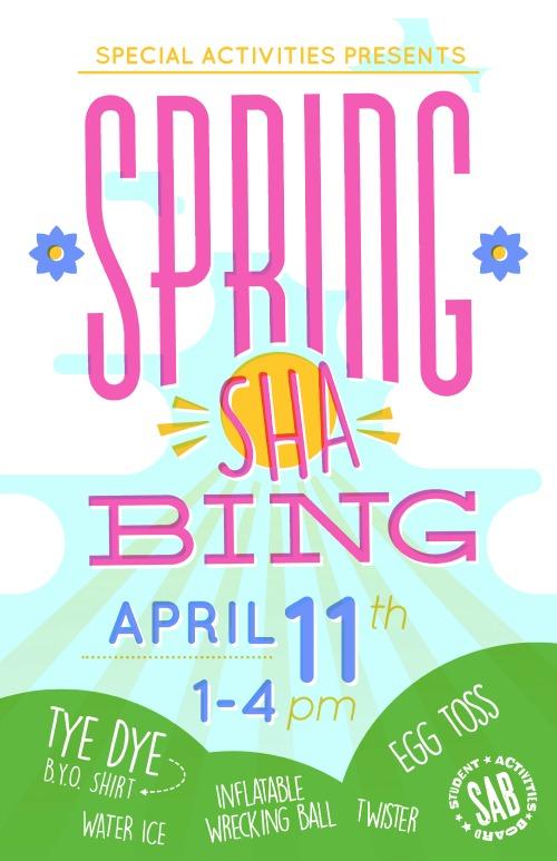 Spring sha bing