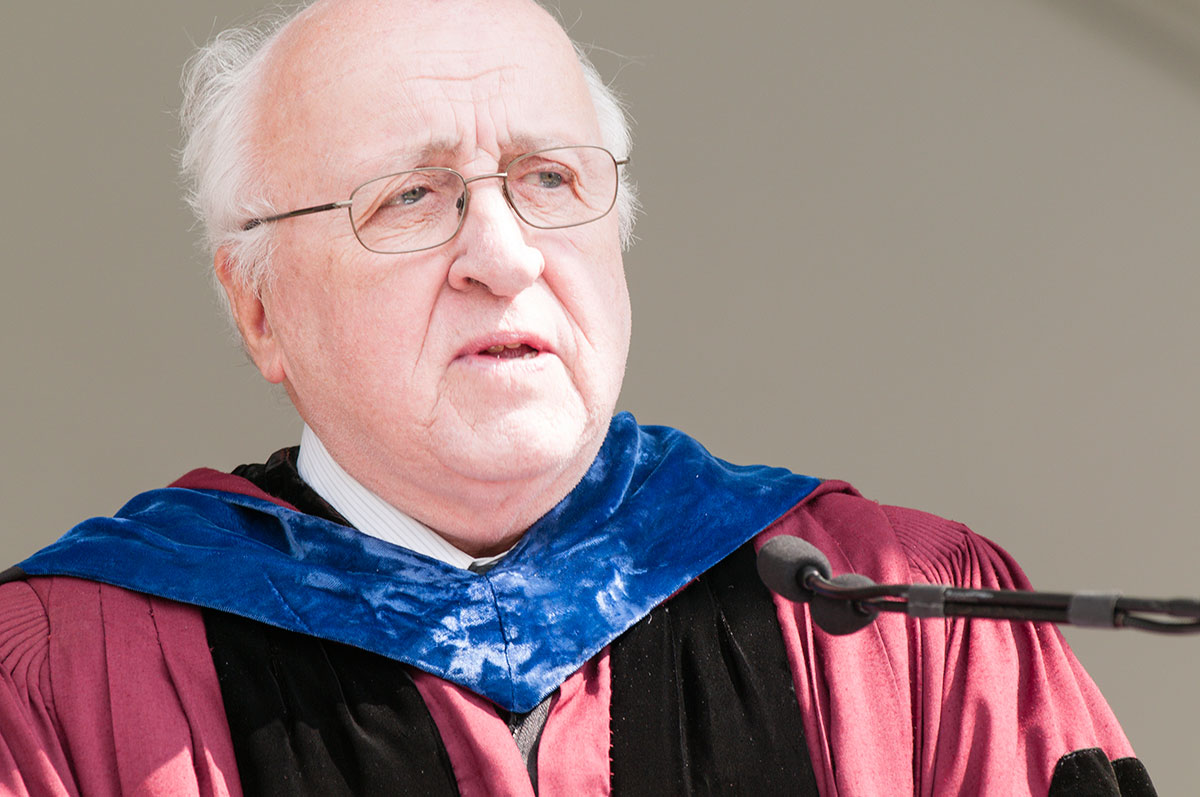 Messiah College 2014 Commencement speech by Richard J. Mouw