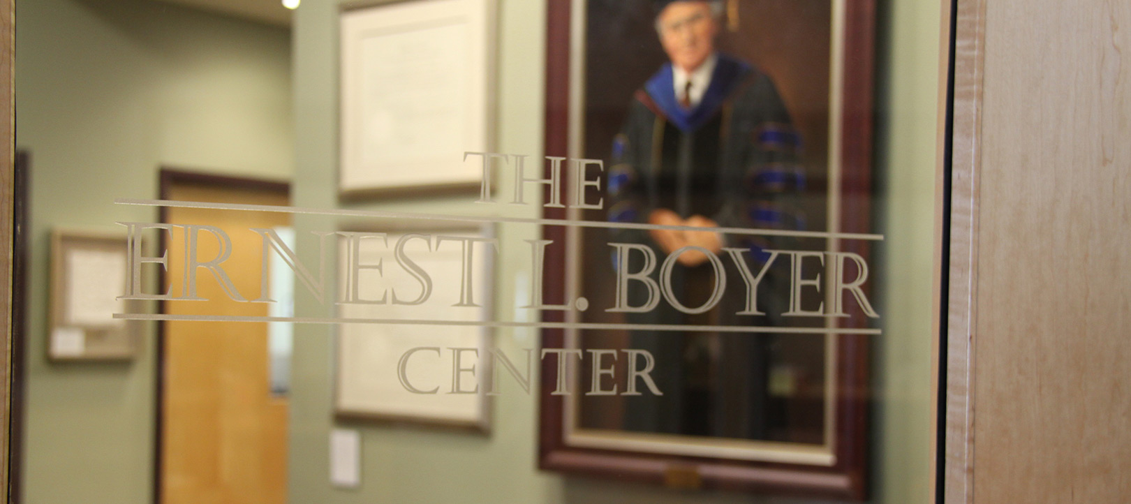 The Ernest L. Boyer Center Boyer Center etching.jpeg