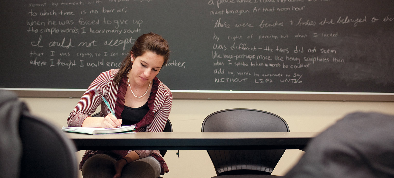 Christian colleges with creative writing degrees