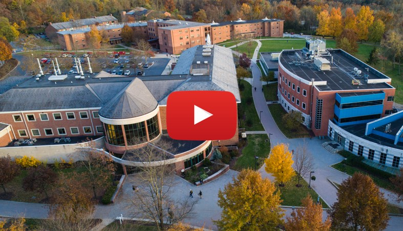 Play video to see how Messiah University is transforming the live of our 3,370 students